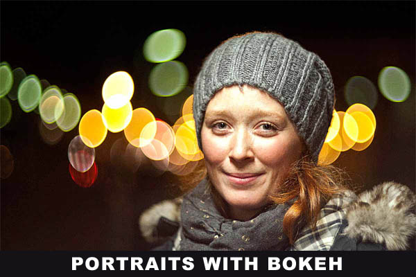 Dan Hummel - Portraits with bokeh